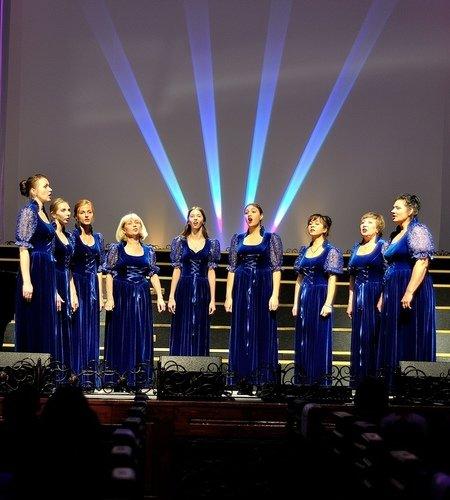 Открытие восьмого фестиваля стариной музыки Hortus Musicus