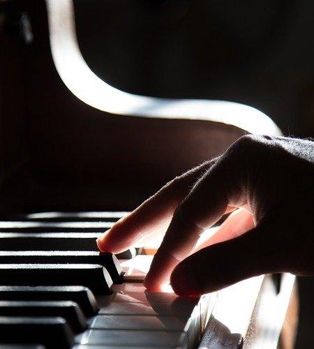 Отчётный концерт фортепианного отделения