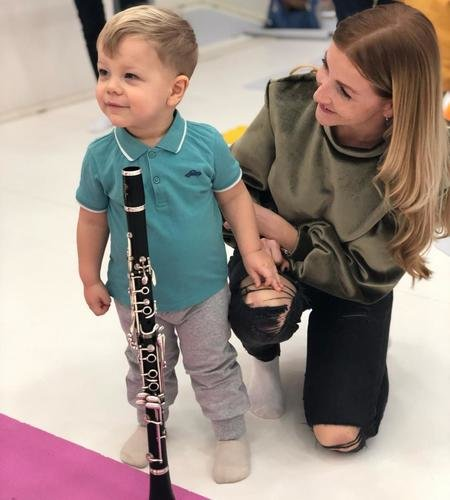 Концерт духовых инструментов Golden Brass для самых маленьких