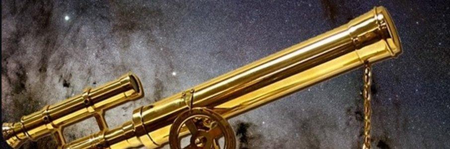 Два стёклышка. Удивительный телескоп