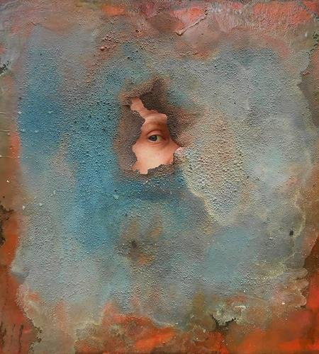 Выставка Константина Логунова