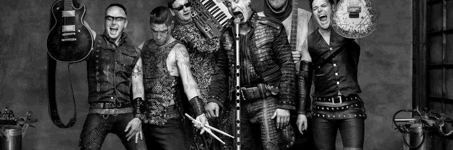 Трибьют–шоу Rammstein