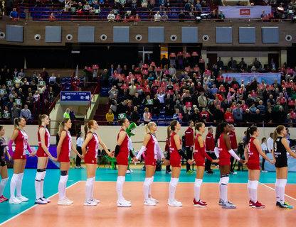 Открытая тренировка волейбольного клуба