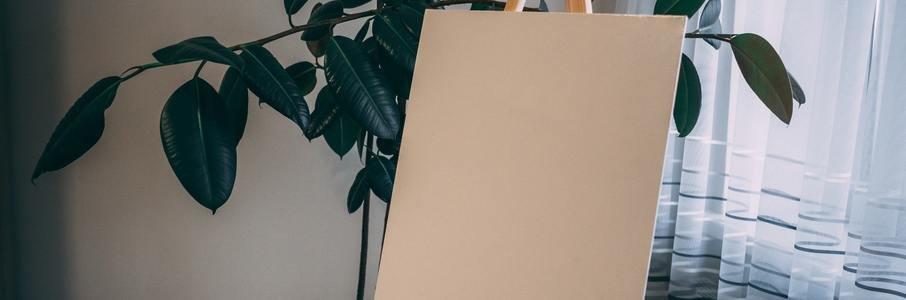 Мастер-класс по живописи на холсте