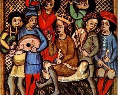 Средневековый джем-сейшн