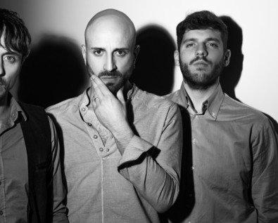 Kekko Fornarelli Trio (Италия)