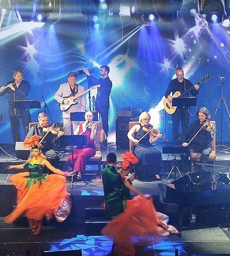 Дмитрий Метлицкий Оркестр & Венский шоу-балет