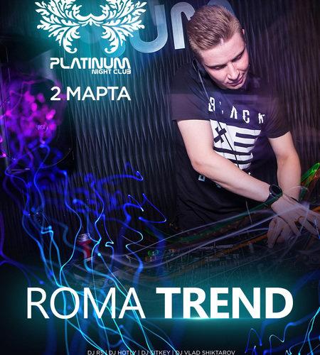 Roma Trend