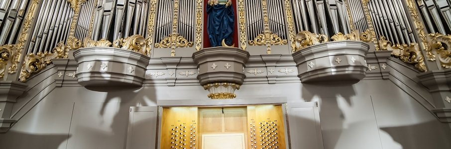 Дневной органный концерт