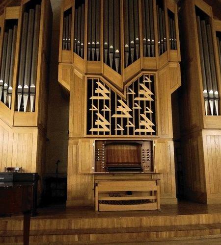 Дневные концерты органной музыки по субботам