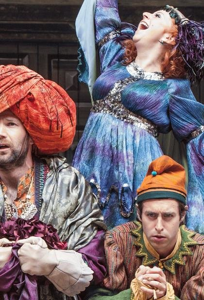 TheatreHD: Globe: Комедия ошибок