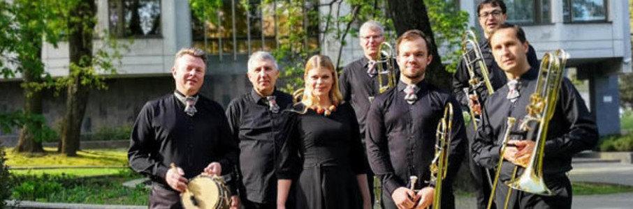 Концерт джаз-фолк-группы Loreta & Vytautas (Литва)