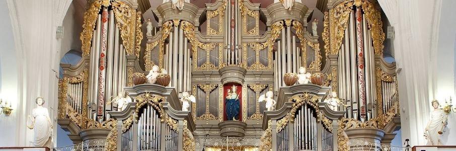 Органный мини-концерт ОТМЕНА