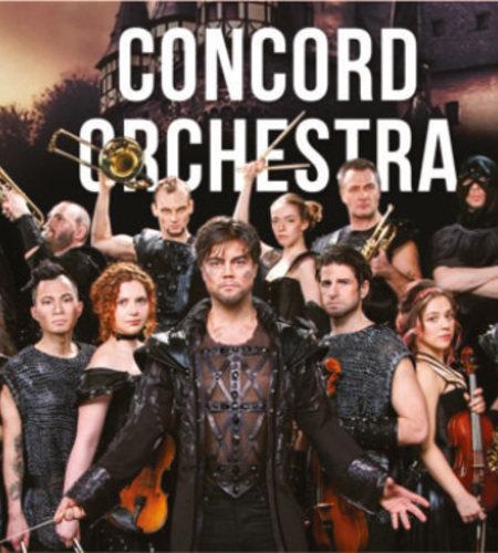 Симфонические рок-хиты Concord orchestra