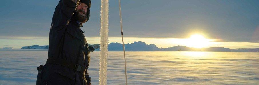 Мультимедийный проект об исследованиях Антарктиды