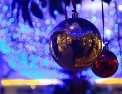 Новый год в Зеленоградске