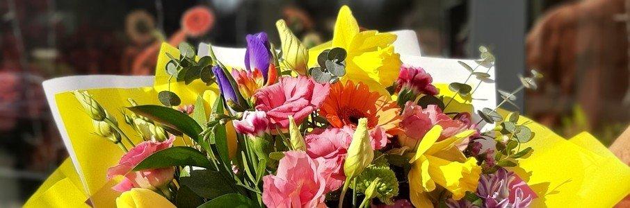 Цветочный салон