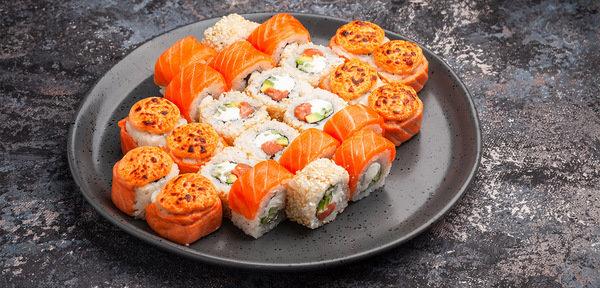Sushi & more