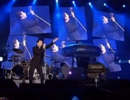 Концерт Depeche Mode, 2006
