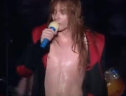 Концерт Guns N' Roses, 1992