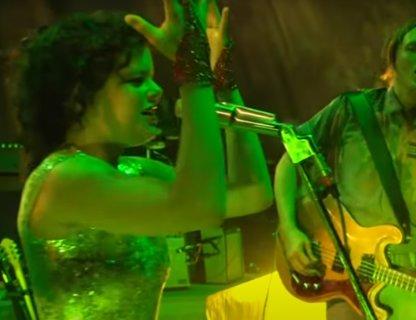 Концерт Arcade Fire, 2010
