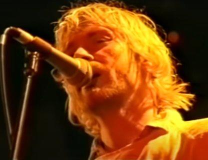 Концерт Nirvana, Live at Reading 1992