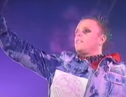 Концерт The Prodigy, Манежная площадь 1997