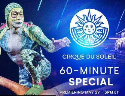 Программа Cirque du Soleil