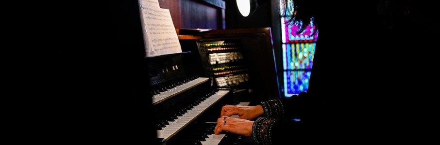 Экскурсия к органу в филармонии