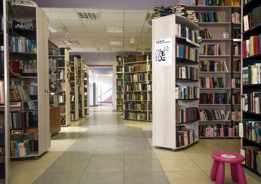 Библиотека им. С. Х. Симкина (Библиотека №12)