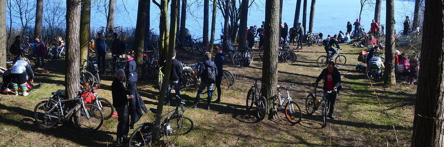Велопробег-открытие весеннего сезона