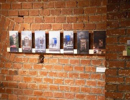 Выставка работ участников и победителей конкурса в рамках Калининградского фестиваля фотографии и медиа-арта «ФотON»