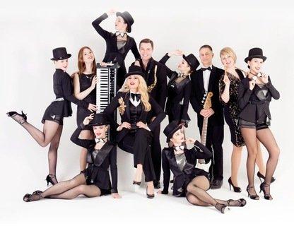 Клубный концерт Anna Grin Band