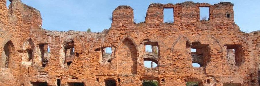 Субботник в замке Рагнит