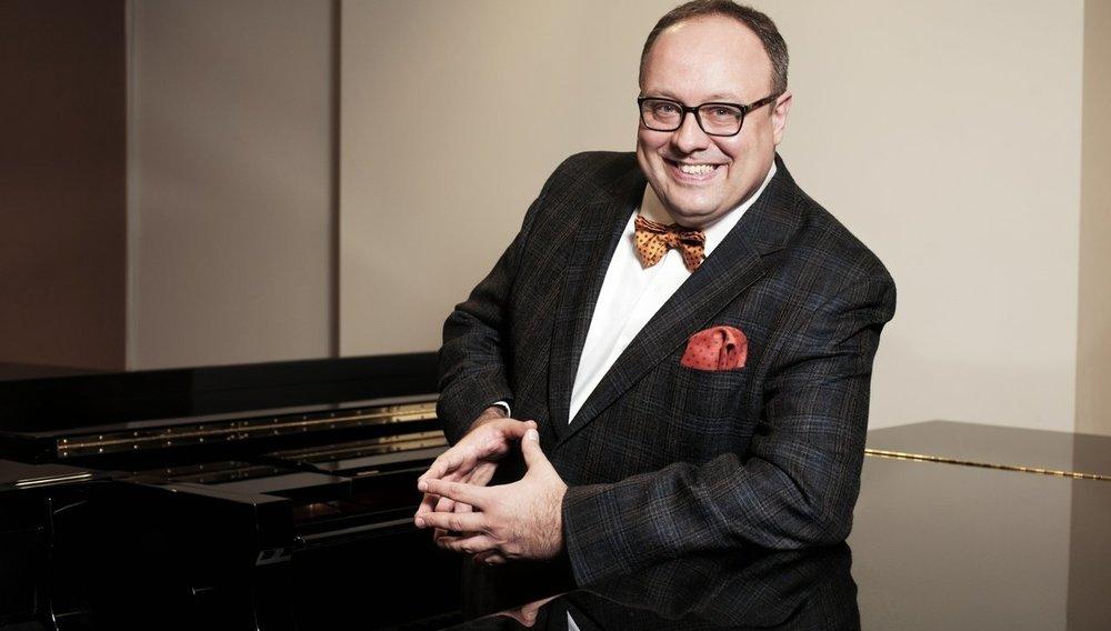 Концерт Александра Гиндина (фортепиано, Москва)