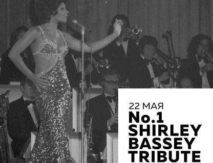 No.1 Shirley Bassey Tribute
