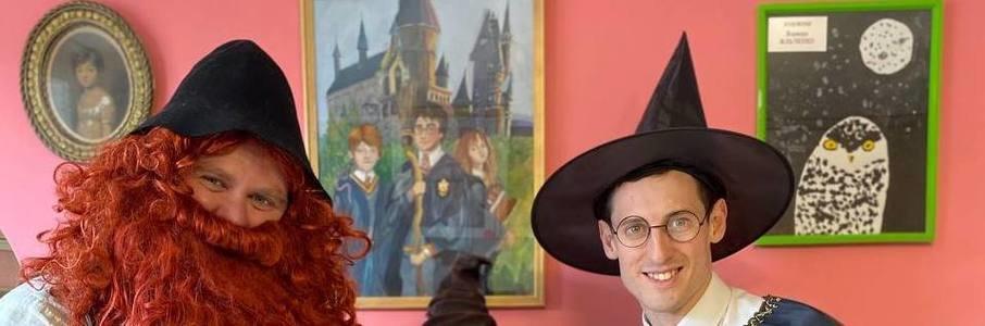 «В погоне за волшебной палочкой». Квест по вселенной Гарри Поттера