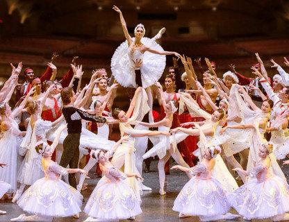Гала-концерт «Шедевры классического балета»