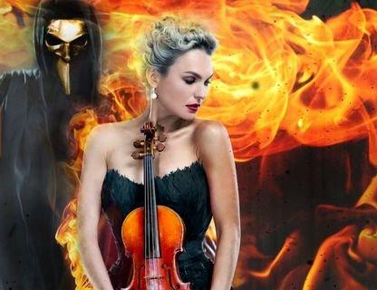 Евгения Зима «Вивальди. Любовь и смерть в Венеции»