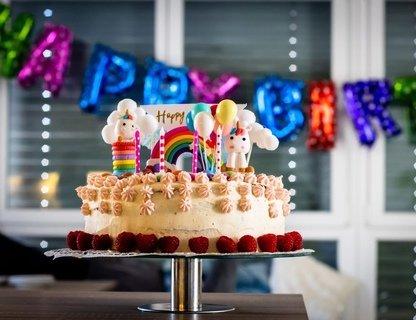 Автомобильный квест «День рождения»