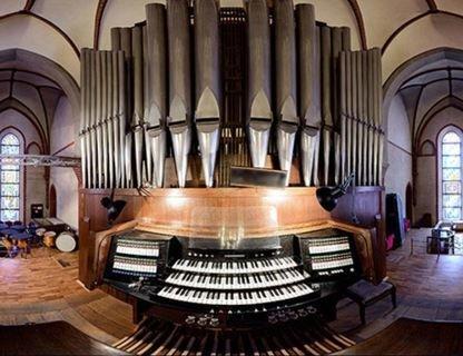 «Экскурсия к органу»