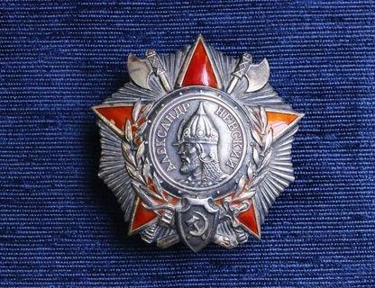 Выставка одного предмета  «Боевая награда полковника Саввы Петровича Журбы»