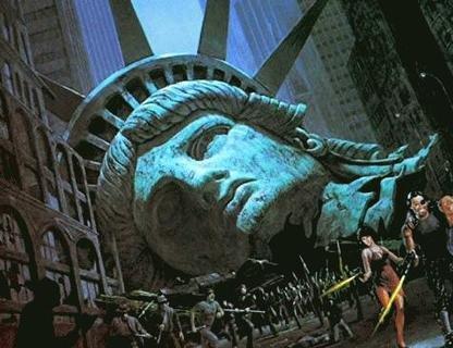 Побег из Нью-Йорка (4K)