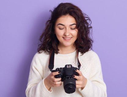 Обучающий курс для самозанятых «Основы фотографии»