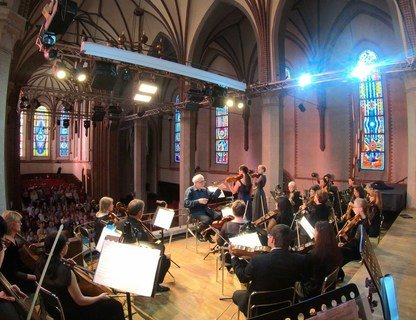 Концертная программа Камерного оркестра Калининградской филармонии