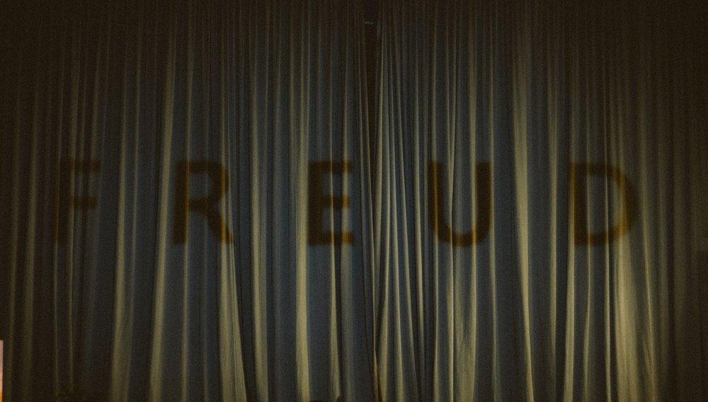 Спектакль Freud
