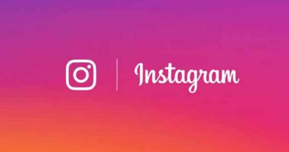 Скриншот сайта Instagram
