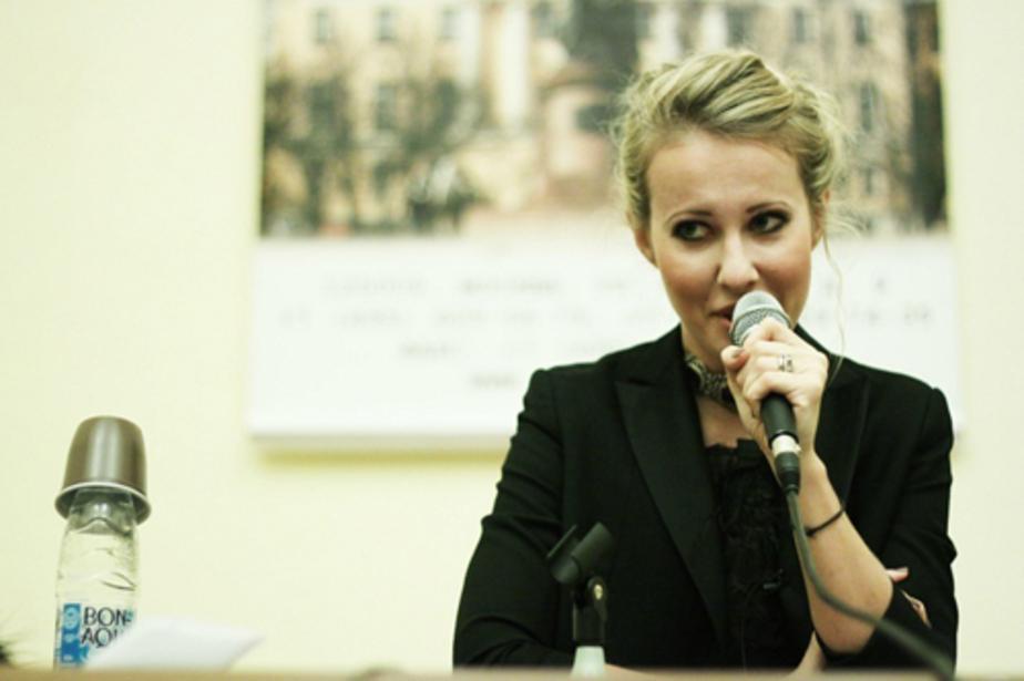 Фото: официальный сайт Ксении Собчак