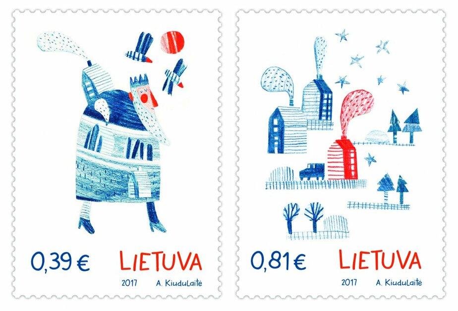 Фото: Почта Литвы