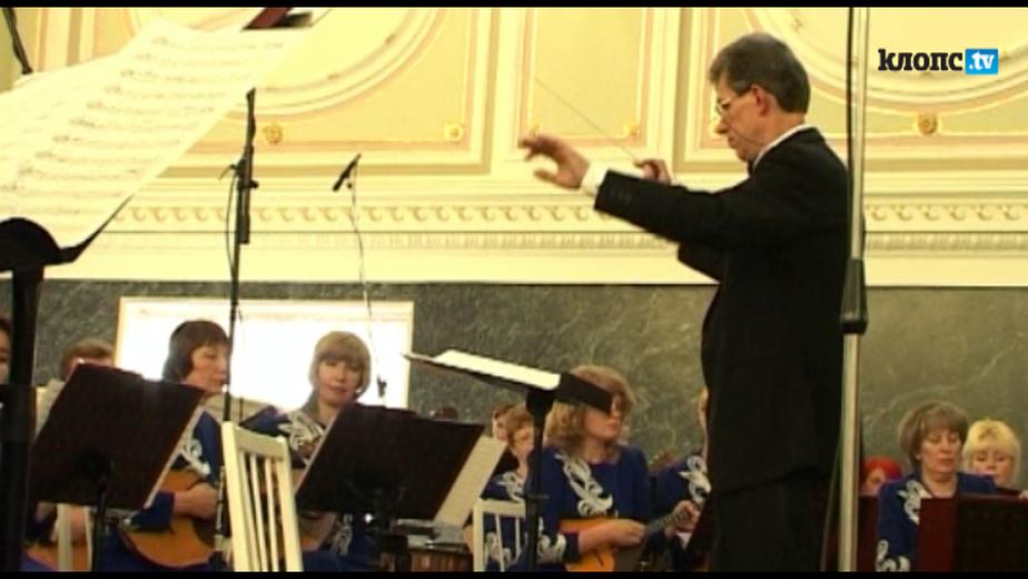 Народный инструментальный ансамбль в калининграде